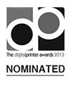 The digital printer awards 2013 nominated